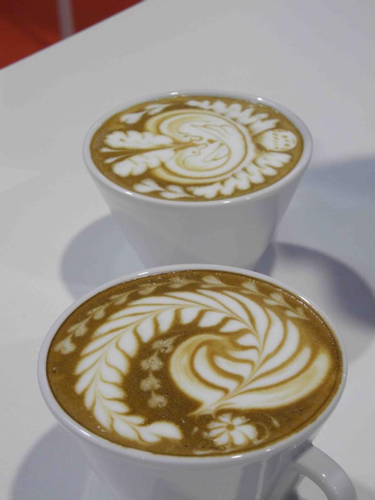 I cappuccini della campionessa Chiara Bergonzi