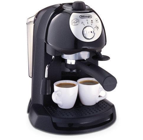 recensione della macchina da caff espresso bar 32 della de longhi. Black Bedroom Furniture Sets. Home Design Ideas