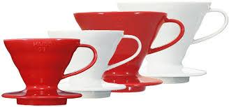 """CAFFE' FILTRO, COME SCEGLIERE UN DRIPPER """"HARIO V60"""""""