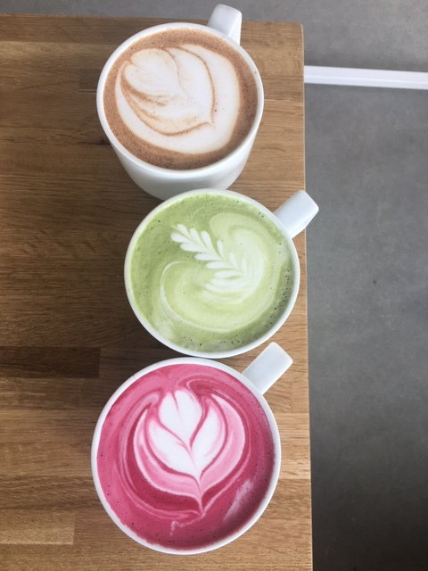 Cappuccini Colorati