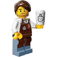 VI PRESENTIAMO LARRY, IL LEGO-BARISTA!