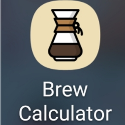 BREW CALCULATOR, UNA NUOVA APP PER I COFFEE LOVERS