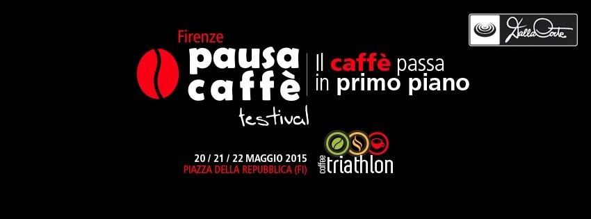 GLI EVENTI DI PAUSA CAFFE' FESTIVAL, IL CAMPIONATO ITALIANO ASSAGGIATORI E I PERCORSI DEL GUSTO.