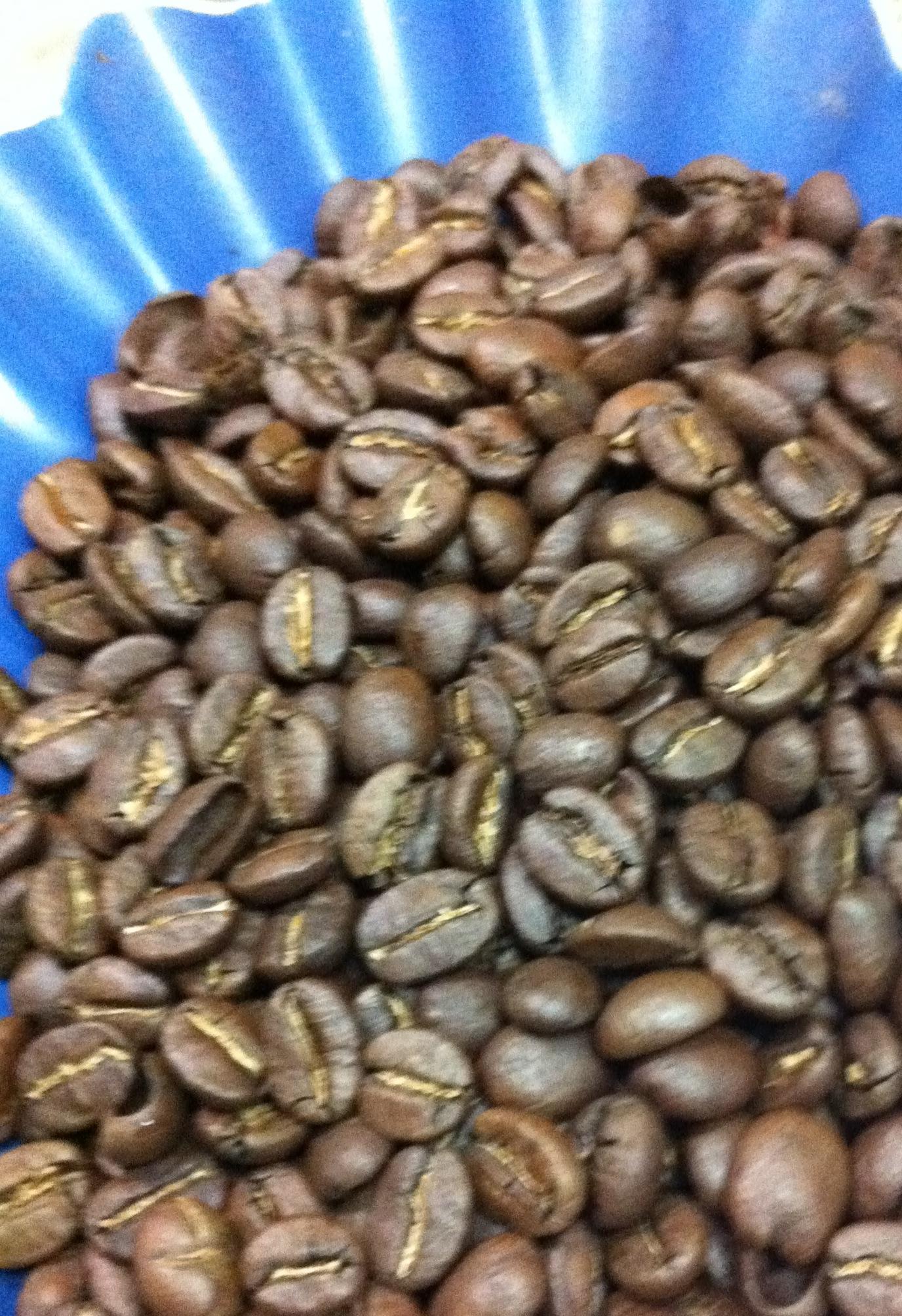 ASSAGGIO RAGIONATO DEL CAFFÈ ARABICA LAVATO KENYA AA