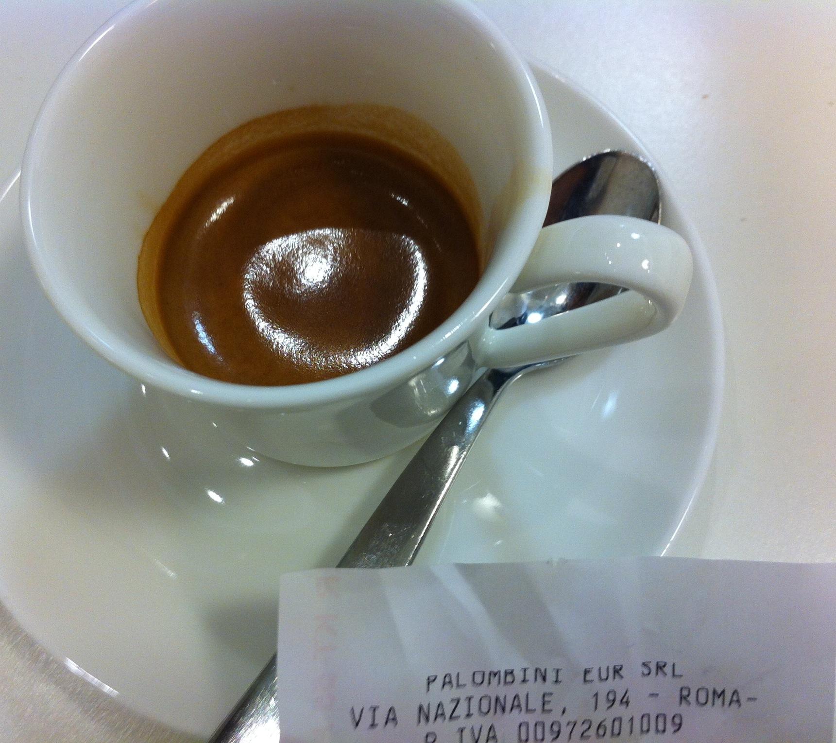 RECENSIONE DEL CAFFÈ PALOMBINI