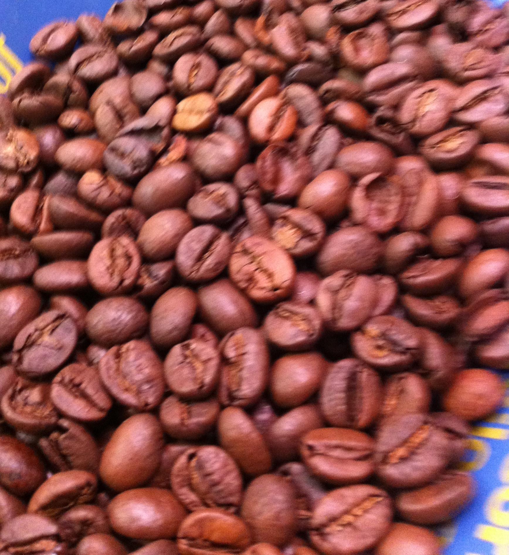 RECENSIONE DEL CAFFE' ROBUSTA NATURALE TANZANIA AB