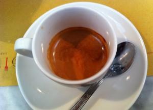 Il caffè Danesi che abbiamo assaggiato da Ginger