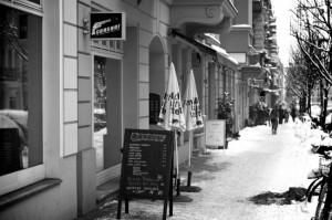 Il Godshot di Berlino, una caffetteria nella topfive di Daniele...