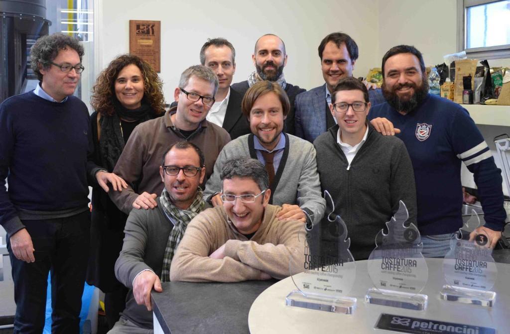 Una foto di gruppo!!