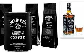 "UN CAFFE' ON THE ROCK'S: ""JACK DANIEL'S COFFEE"""