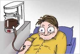 Trasfusione di caffè
