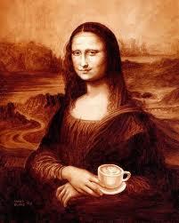DIPINGERE CON IL CAFFE', I CAPOLAVORI DI KAREN ELAND