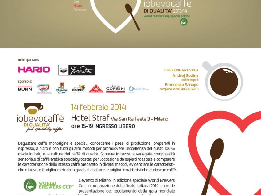 NUOVO COFFEE CAMPUS A MILANO, DEDICATO AL BREWING
