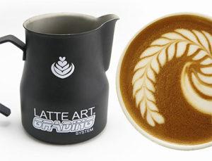 Latte Art Grading