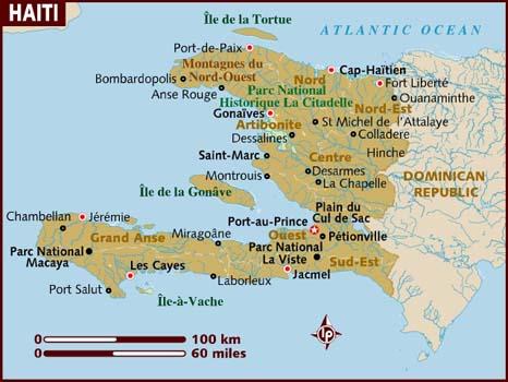 TUTTI I PAESI DEL CAFFE' – HAITI