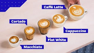 LE BEVANDE IMMANCABILI NEL MENU DI UNA CAFFETTERIA SPECIALTY