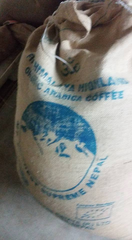 Sacco di Caffe Nepal Monte Everest