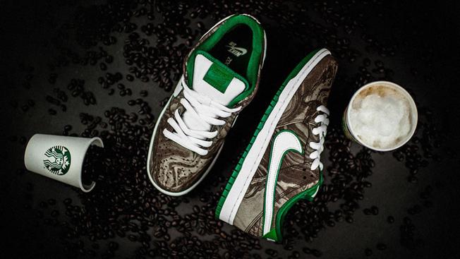 Starbucks Nike