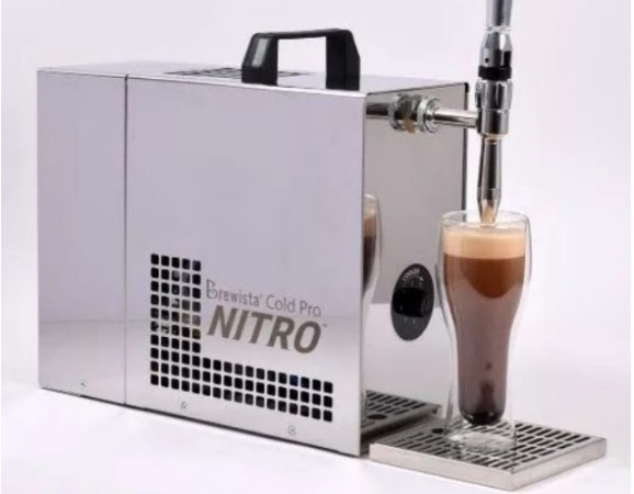 Nitro cold brew alla spina