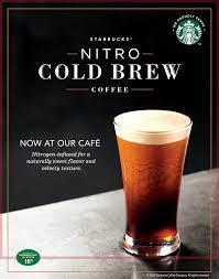 nitro starbucks