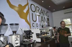 orang utan coffee lab