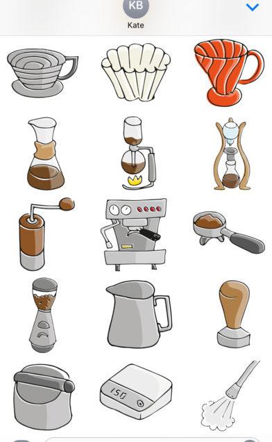 """SCOPRIAMO INSIEME I NUOVI STICKERS PER LE VOSTRE """"COFFEE CHAT"""""""