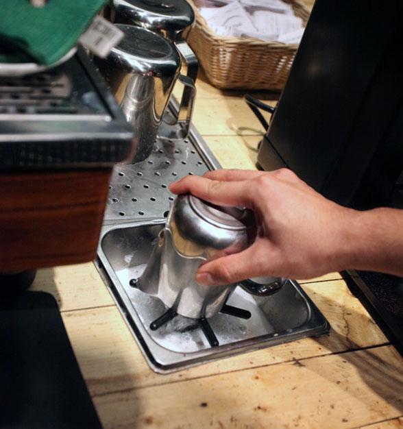 Lava lattiera