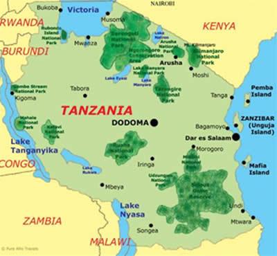 TUTTI I PAESI DEL CAFFE': LA TANZANIA
