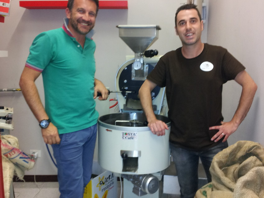 WE LOVE COFFEE, INTERVISTA AD ARMANDO MARINO