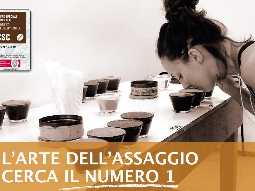 APPUNTAMENTO CON LA FINALE DEL CAMPIONATO ITALIANO CUP TASTING, MARTEDÌ 26 GENNAIO AL SIGEP DI RIMINI