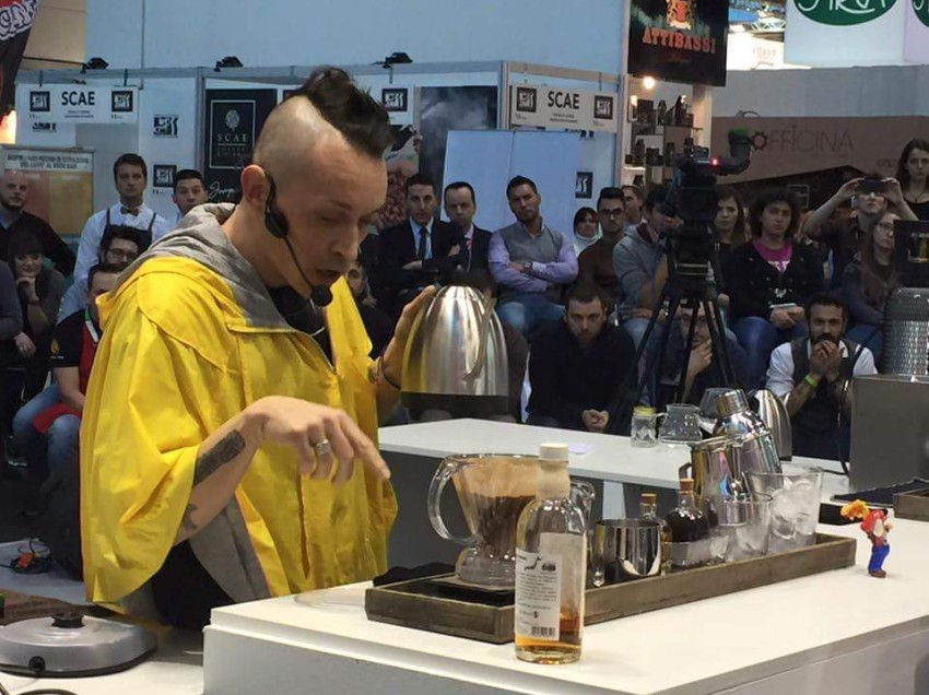 CAMPIONATO ITALIANO COFFEE IN GOOD SPIRITS 2016, TUTTI I VIDEO DELLA FINALE