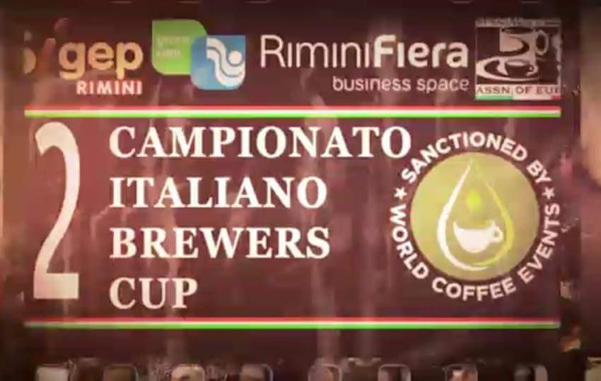 CAMPIONATI ITALIANI BARISTI E BREWERS CUP, UN VIDEO