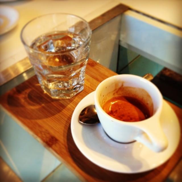 Espresso e Acqua!