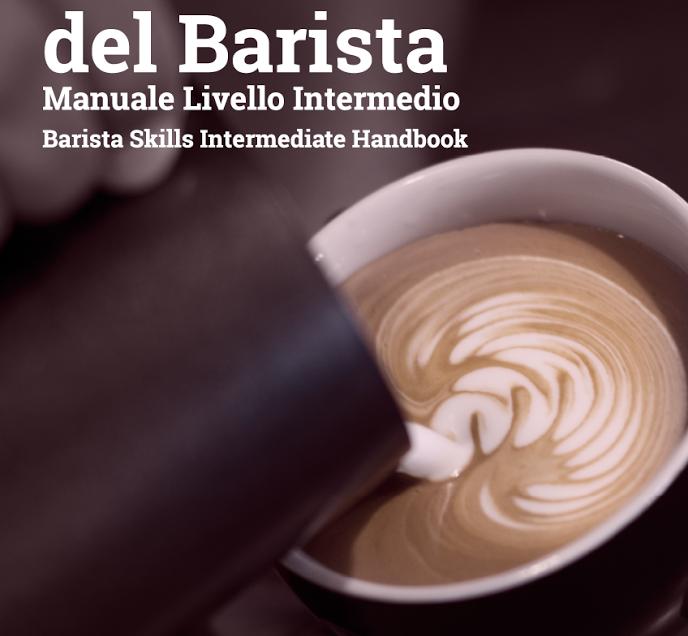 """SCAE ITALIA PRESENTA IL SECONDO VOLUME """"Abilità del barista – livello intermedio"""""""