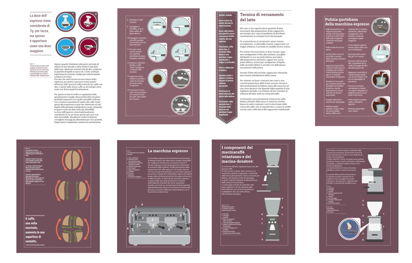Interno pagine primo volume Base ideale anche per gli studenti delle classi bar