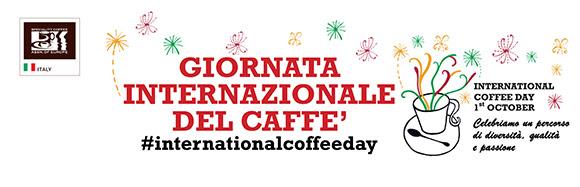 GIORNATA INTERNAZIONALE DEL CAFFE' banner