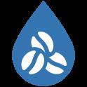 acqua per il caffè - logo
