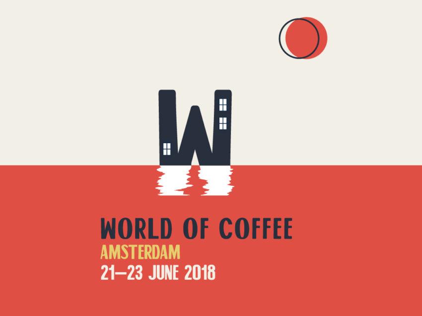 IL MONDO DEL CAFFE' SI RITROVA AD AMSTERDAM DAL 21 Al 23 GIUGNO PER IL WORLD OF COFFEE