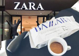 ZARA-BAZZARA